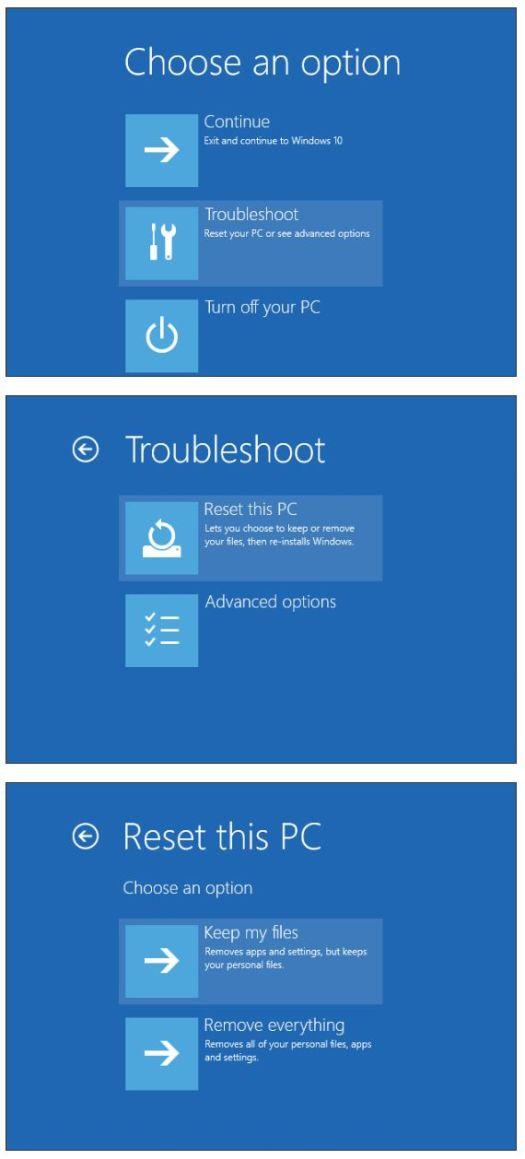 fix your Windows 10 Start Menu