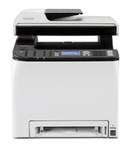 Ricoh SP C252SF Driver and Manual Download