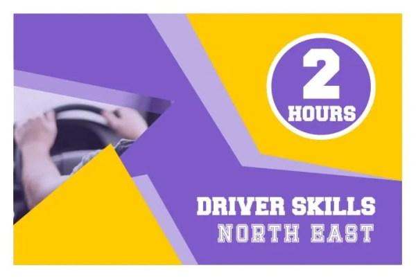 2 Hour Automatic Driving Lesson Voucher