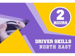 2 Hour Automatic Driving Lesson Voucher