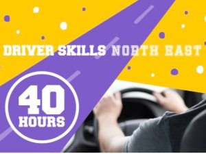 Pass in 1 week driving course