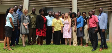 Ghana project team