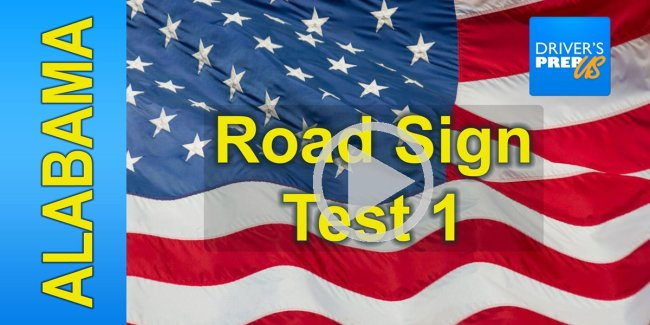 Alabama The Road Signs Test
