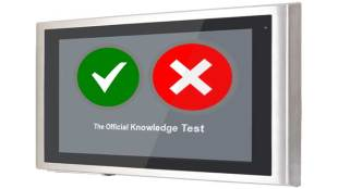 Official knowledge test - Driver's Prep