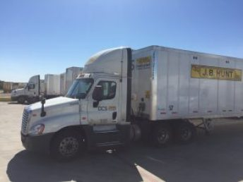 local truck driving job