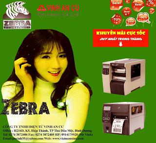 Zebra Printers Việt Nam