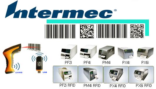 Mua máy Intermec
