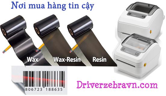 ribbon in mã vạch dnp giá rẻ