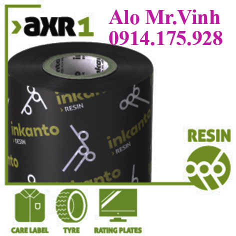 Ribbon in mã vạch Inkanto Premium