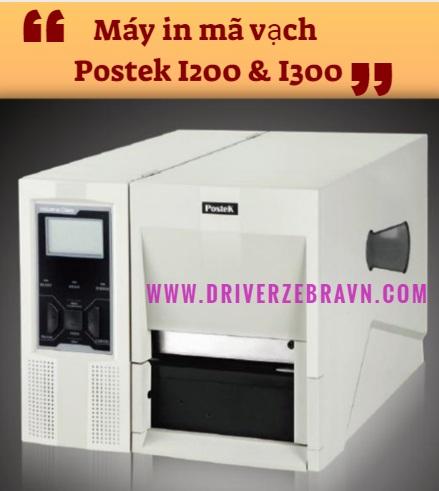 Bán máy in Postek I300 giá rẻ nhất hiện nay