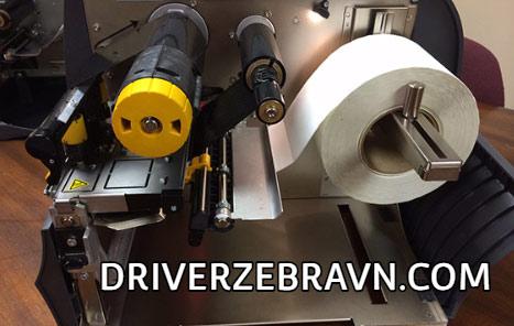 máy in công nghiệp Zebra ZT410