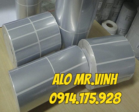 giấy decal in mã vạch, giay decal in tem nhan ma vach