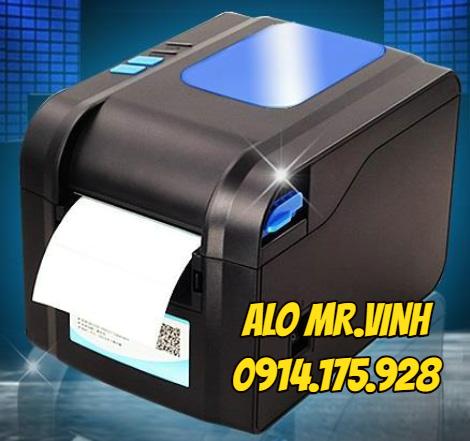Máy in tem XP370B giá rẻ, máy in xprinter giá rẻ, máy in tem giá rẻ