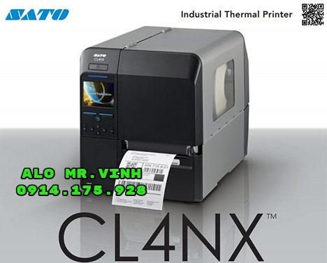 máy in Sato CL4NX 203dpi