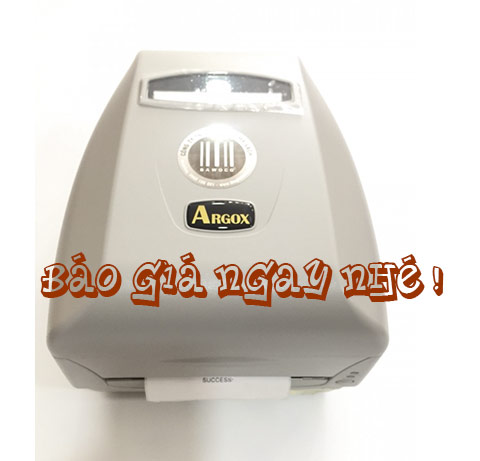 máy in mã vạch argox cp2140