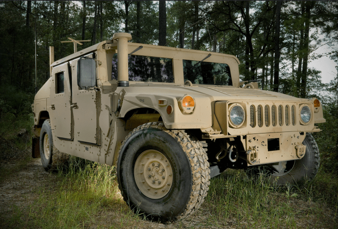 Automotive History: AM Genreral releases the Humvee