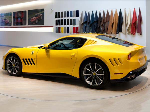 Oneoff Ferrari Sp 275 Rw Competizione — Images & Details