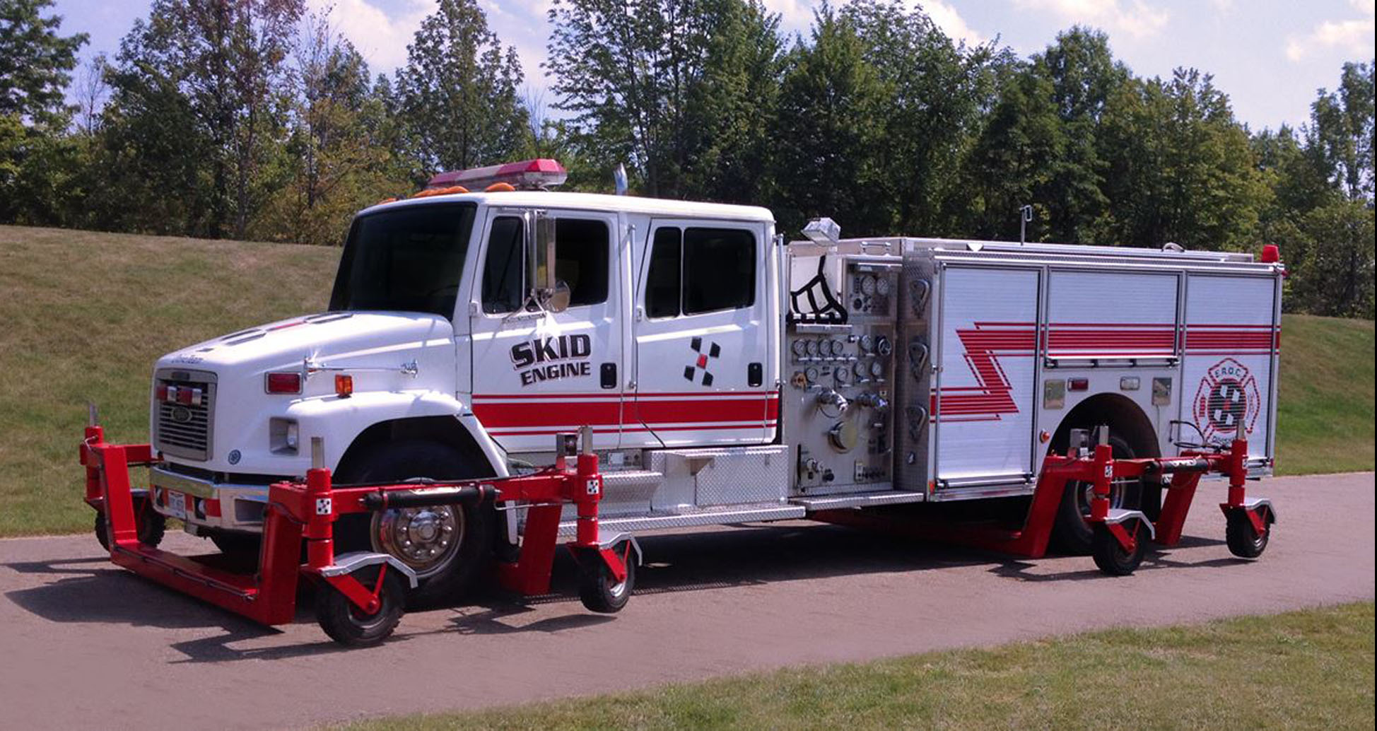 fire truck accidents