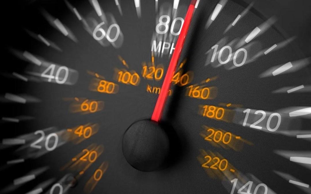 The Very Real Hazards of Speeding