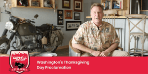George Washington Thanksgiving Day Proclamation