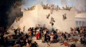 The Roman Destruction and Rebuilding of Jerusalem