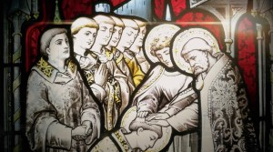 The Apostles Choose Seven Deacons