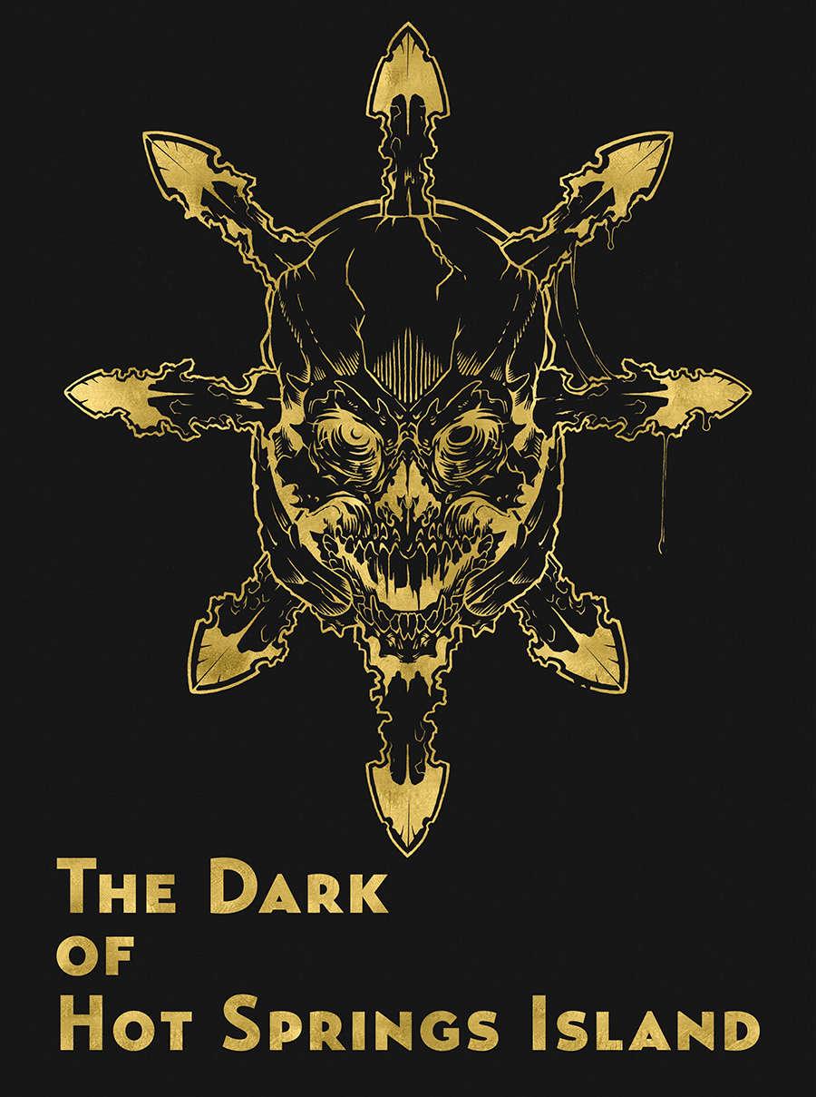 The Dark Of Hot Springs Island : springs, island, Springs, Island, Swordfish, Islands, DriveThruRPG.com