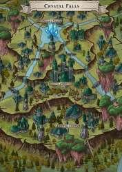 Elven City Map