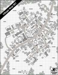 map village maps fantasy layout drivethrurpg rpg dungeons dragons location dungeon medieval building paratime town based castle template hand drawn