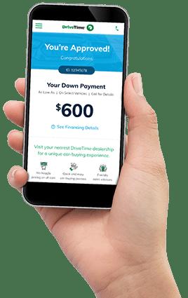Dodge Dealership Greenville Nc : dodge, dealership, greenville, DriveTime, Financing, Online