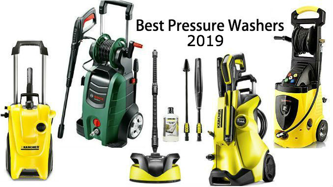Best Pressure Washer – Make your driveway stand out in 2019