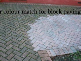 Block paving driveway repairs