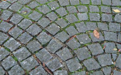 Stone Cobbles vs Pattern Imprinted Cobble