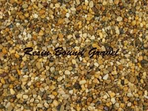 resin bound gravel