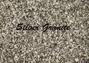 resin bound gravel silver granite