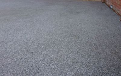 Driveway Improvements – Resin Driveway Overlay to Soften the Property Price Crash
