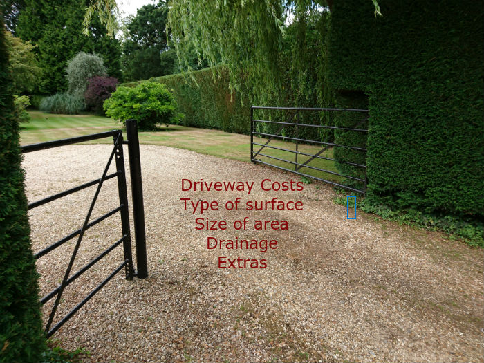 How Much do Driveways Cost? What You Need to Know.