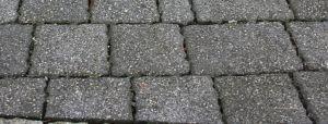 permeable block paving
