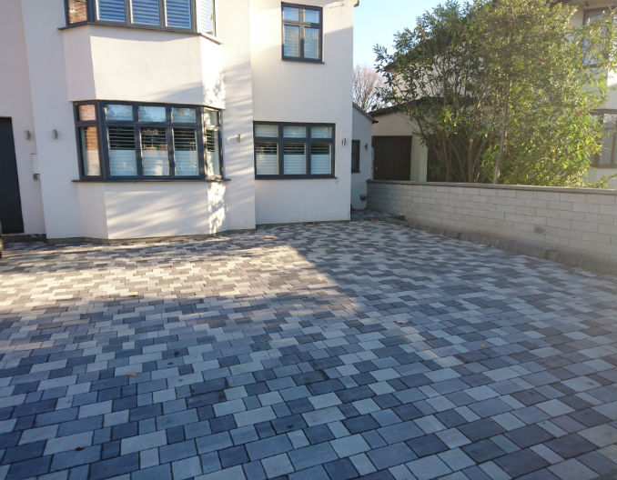 block paving bexley