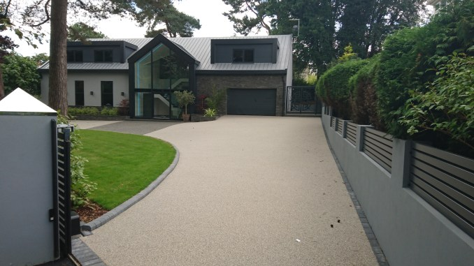 Driveway and Patio Choices for Guildford