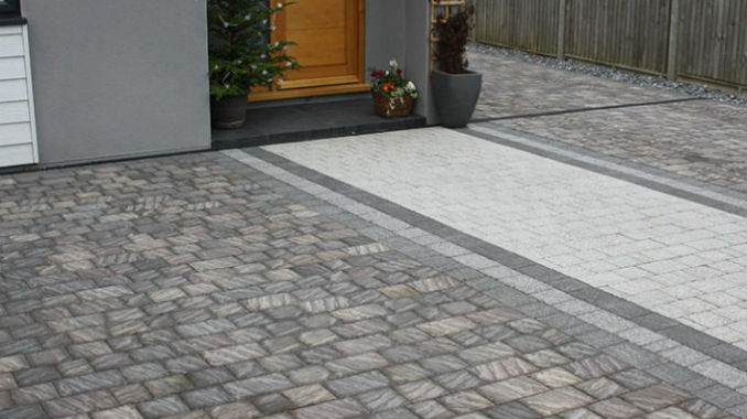 Driveways and Patio choices in Epsom Surrey