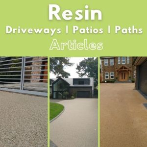 resin driveways articles