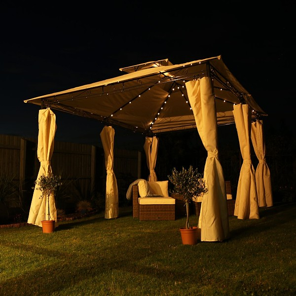 Charles Bentley Gazebo LED Lights
