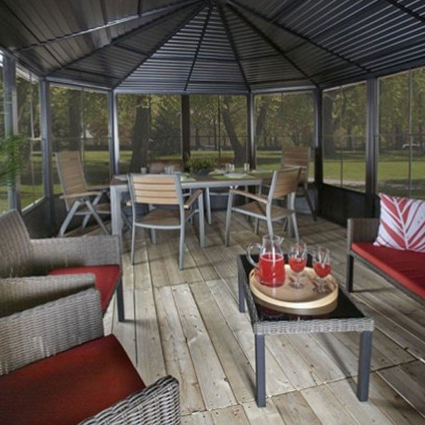 Four Seasons Solarium stylish outdoor room 12ft X 15ft