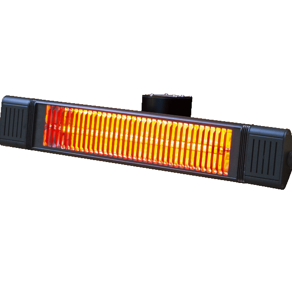 Remote Control Wall Heater With Oscillation