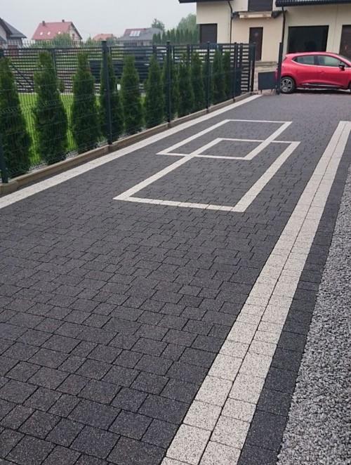 driveway edging ideas block paving