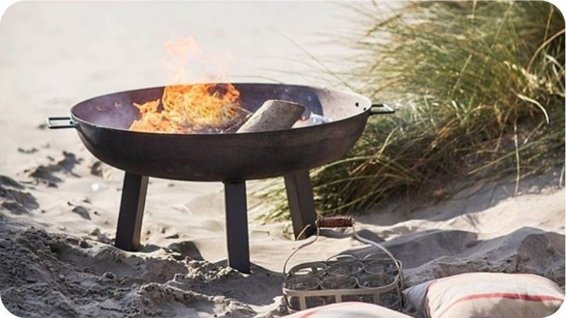 patio ideas for 2021 fire pit