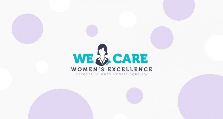 WE CARE Women's Excellence in Auto Repair Equality