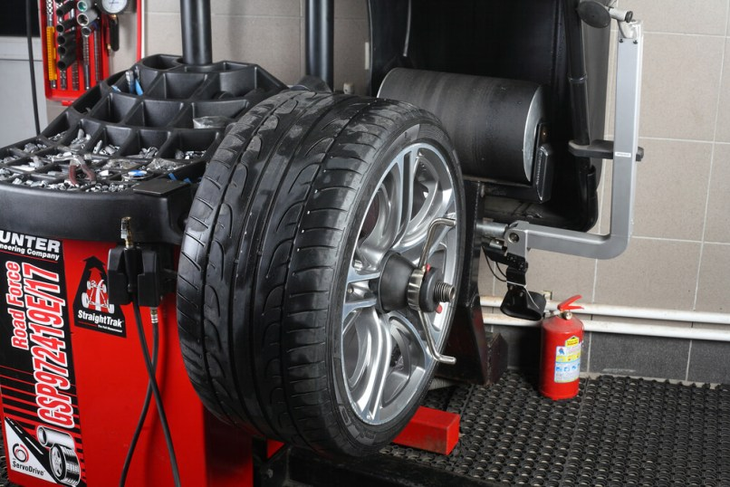 Make Tires Last Looooong Tire Rotation