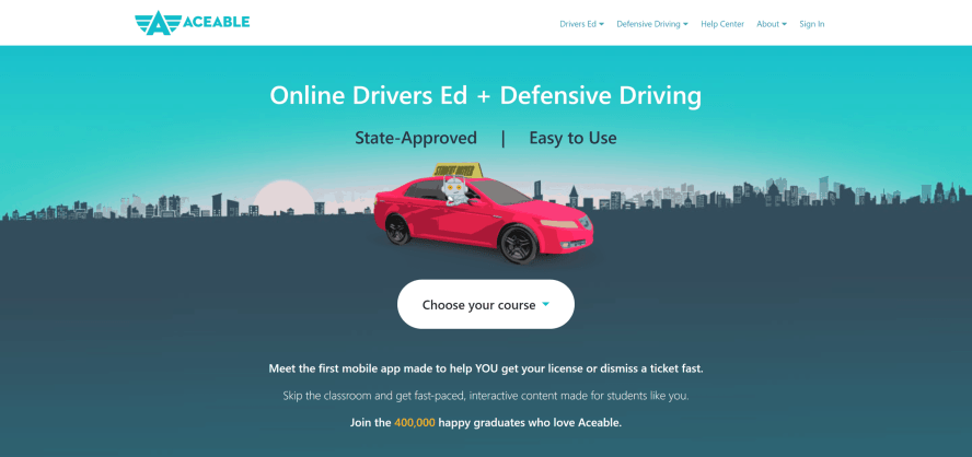Aceable Drivers Ed
